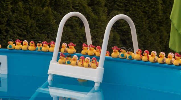 Pool till sommaren